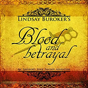 Blood and Betrayal Audiobook