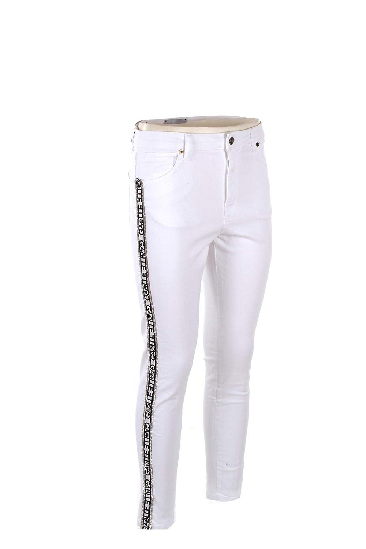 Estate Gaelle 2019Amazon Jeans c Primavera Bianco Gbd4013 29 Donna exBdCor