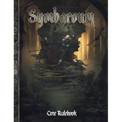 Symbaroum: Bergstrom, Martin, Johnsson, Mattias, Lekberg, Anders: Toys & Games
