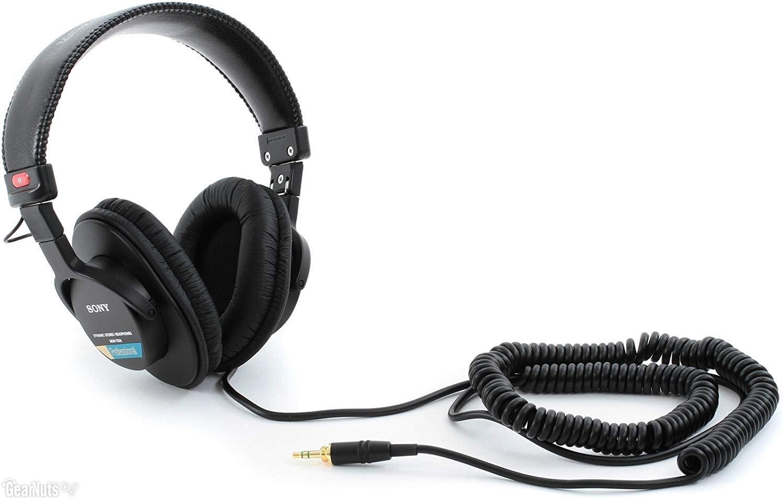 Sony DJ (4334205465) MDR 7506 Auriculares de diadema con