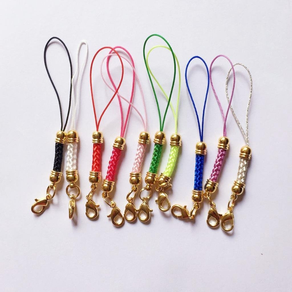 Gold Caps Jili Online 10 Pieces Mix-Colors Mobile Cell Phone Lanyard Cords Strap Lariat Lobster Clasp Gift