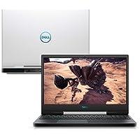 "Notebook Dell G5 15 Gaming, G5-5590-A30B, 9ª Geração Intel Core i7, 16 GB, 1TB + 256 GB SSD, NVIDIA GTX 1660Ti 6 GB, Tela LED 15. 6"" Full HD, Windows 10, Branco"