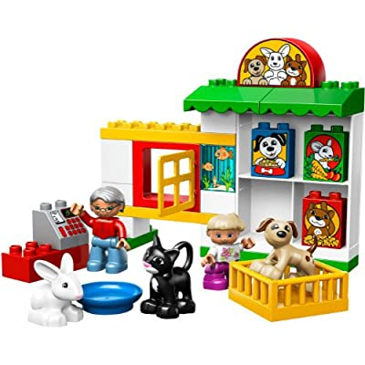 LEGO DUPLO LEGOVille Pet Shop 5656: Toys & Games [5Bkhe0506366]
