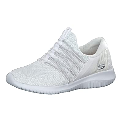 Skechers Damen Sneaker Ultra Flex Bright Future Weiß