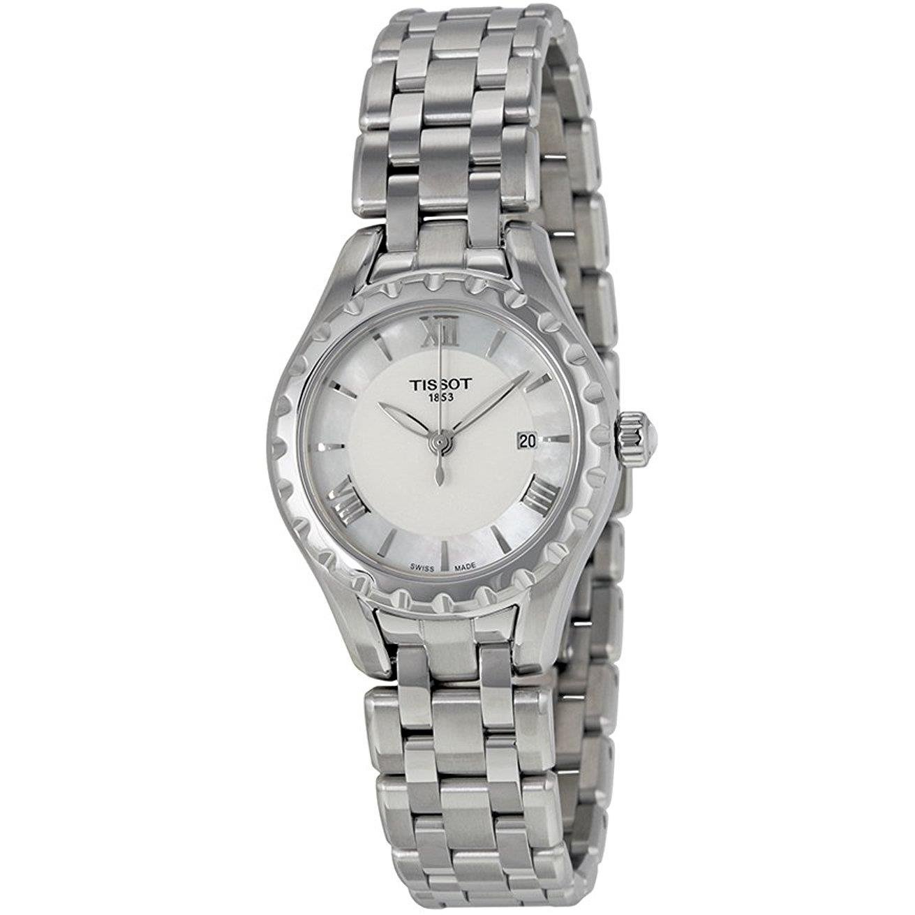 Tissot Lady Silver Dial Stainless Steel Ladies Watch T0720101111800