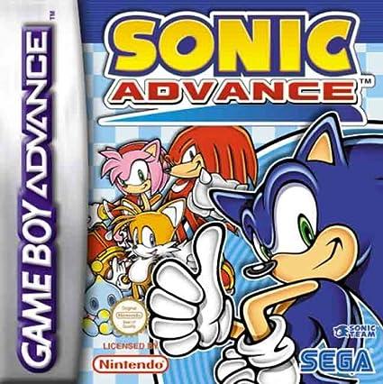 Sonic Advance: Amazon.es: Videojuegos