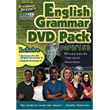 The Standard Deviants - English Grammar 2-Pack
