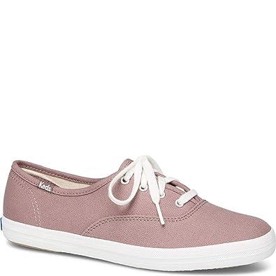 a09836e18e Amazon.com   Keds Women's Champion Seasonal Solids Fashion Sneaker ...