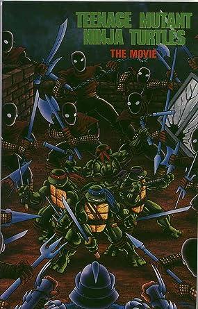 Amazon.com: Teenage Mutant Ninja Turtles: The Movie (Archie ...