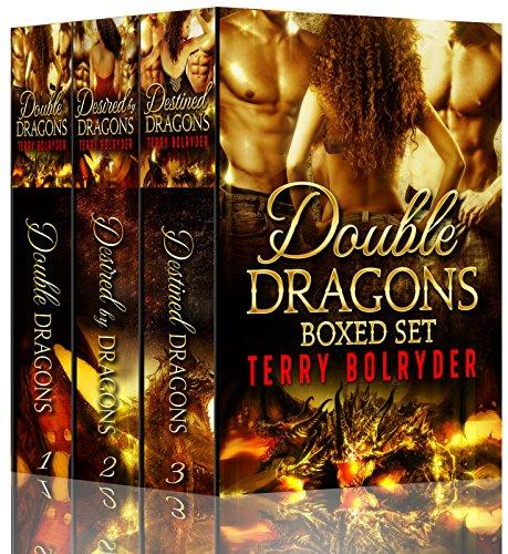 Double Dragon Series - Double Dragons Boxed Set: BBW menage shifter romances