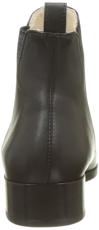 Jb Martin Damen 1rush Chelsea Stiefel Noir (Veau (Veau Noir Garnet Noir) 230714