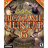 Cabela's Big Game Hunter 6 - PC
