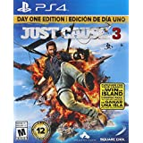 Just Cause 3 - PlayStation 4 - Edicion de Dia 1 Edition