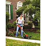 BLACK+DECKER 3-in-1 String Trimmer/Edger & Lawn
