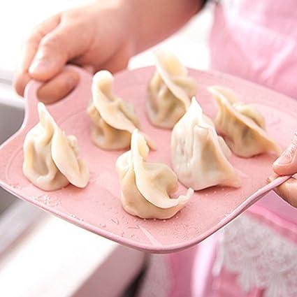 Kaxima Bandeja de pan Bandeja de plástico Bandeja Refrescos Vajilla Cupcakes Inicio Fruta Plato De moda