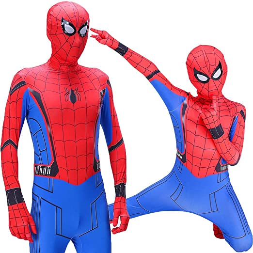 Noble House Cosplay Spiderman Costume Spider-Man: Homecoming ...