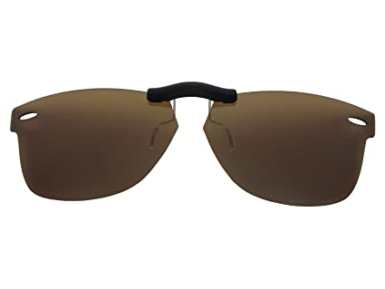 199e84fd82 Custom Fit Polarized CLIP-ON Sunglasses For Ray-Ban RB5121 47X22 ...