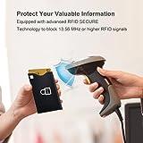 Sariok RFID Blocking Sleeves, 12 Credit Card