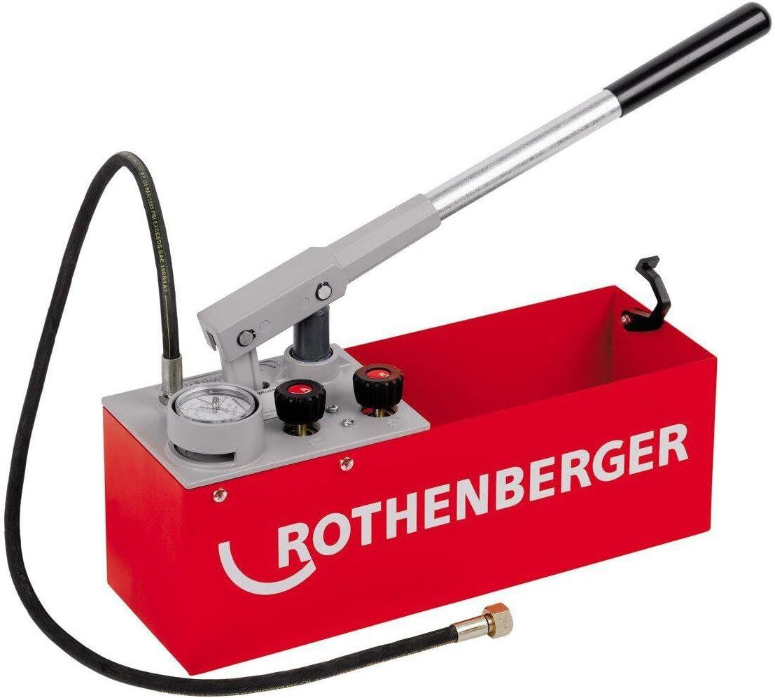 Rothenberger 60200 Rp 50-S Pressure Test Pump - - Amazon.com