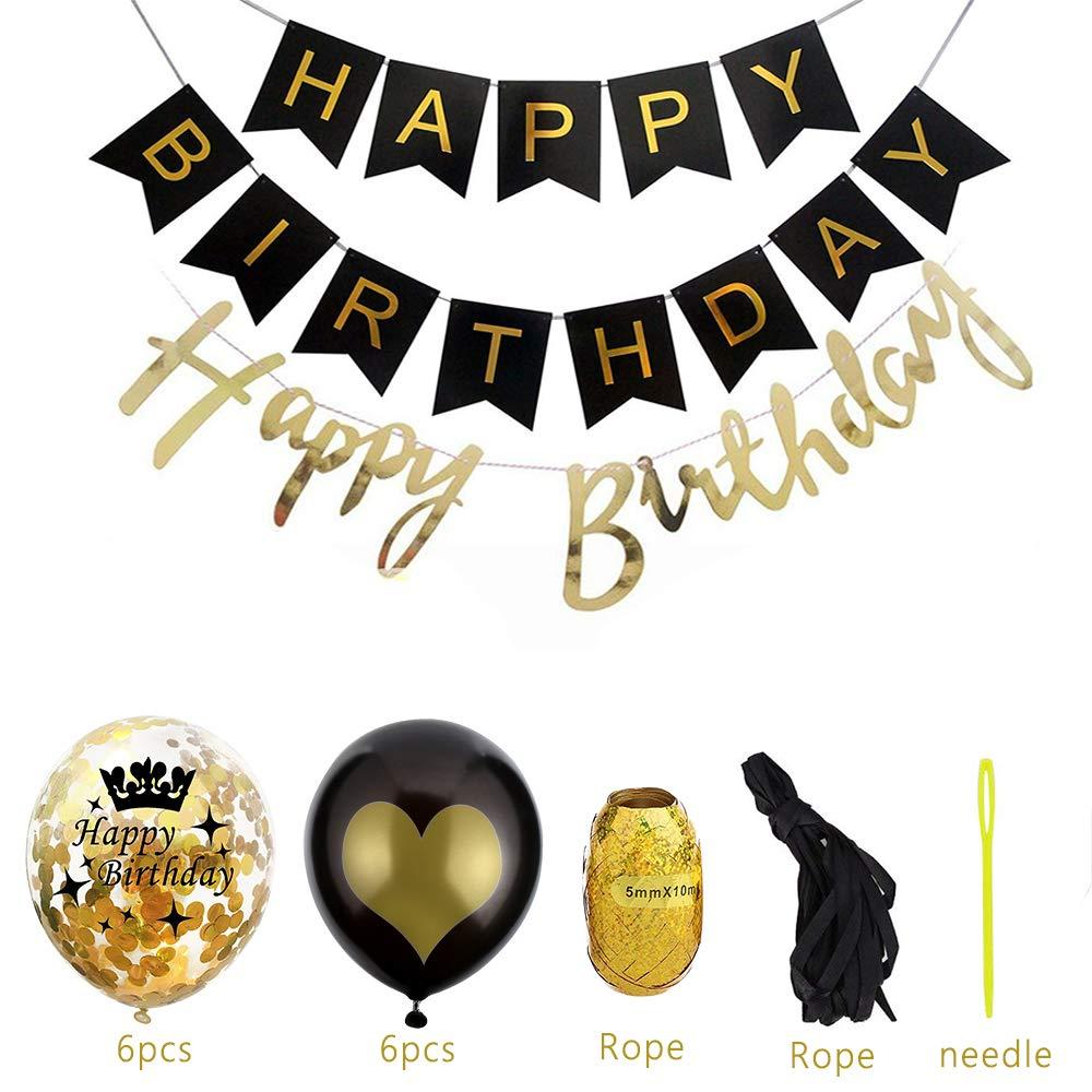 Decoración Cumpleaños, Globos de Fiesta de Cumpleaños, 2 ...