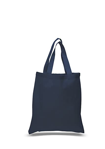 c83eba2882 48 Pack (4 Dozen) Wholesale Blank Cotton Tote Bags Bulk Reusable Cotton  Reusable Bags