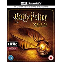 Harry Potter Collection 8-Film 4K Blu-Ray Deals