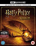 Harry Potter - Complete 8-Film Collection [4K UHD] [Blu-ray] [2017][Digital Download not available in US]