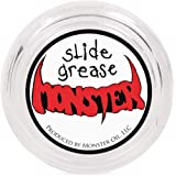 Monster Oil Grease | Synthetic Tuning Slide Lube for Trumpet, Trombone, French Horn, Tuba, Euphonium and other Brass Instrume