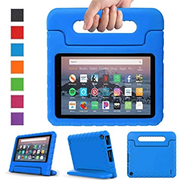 89b00a1bdc5108 Surom Case for All-New Amazon Fire HD 8 2018: Amazon.co.uk: Electronics