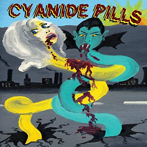 Cyanide Pills (Best Way To Get Rid Of Ground Moles)
