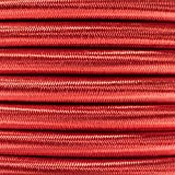 "Paracord Planet 2.5mm 1/32'', 1/16'', 3/16'', 5/16'', 1/8"", 3/8'', 5/8'', 1/4'', 1/2 inch Elastic Bungee Nylon Shock Cord Crafting Stretch String – Various Colors –10 25 50 & 100 Foot Lengths Made in USA"
