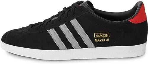 adidas gazelle og noir gris