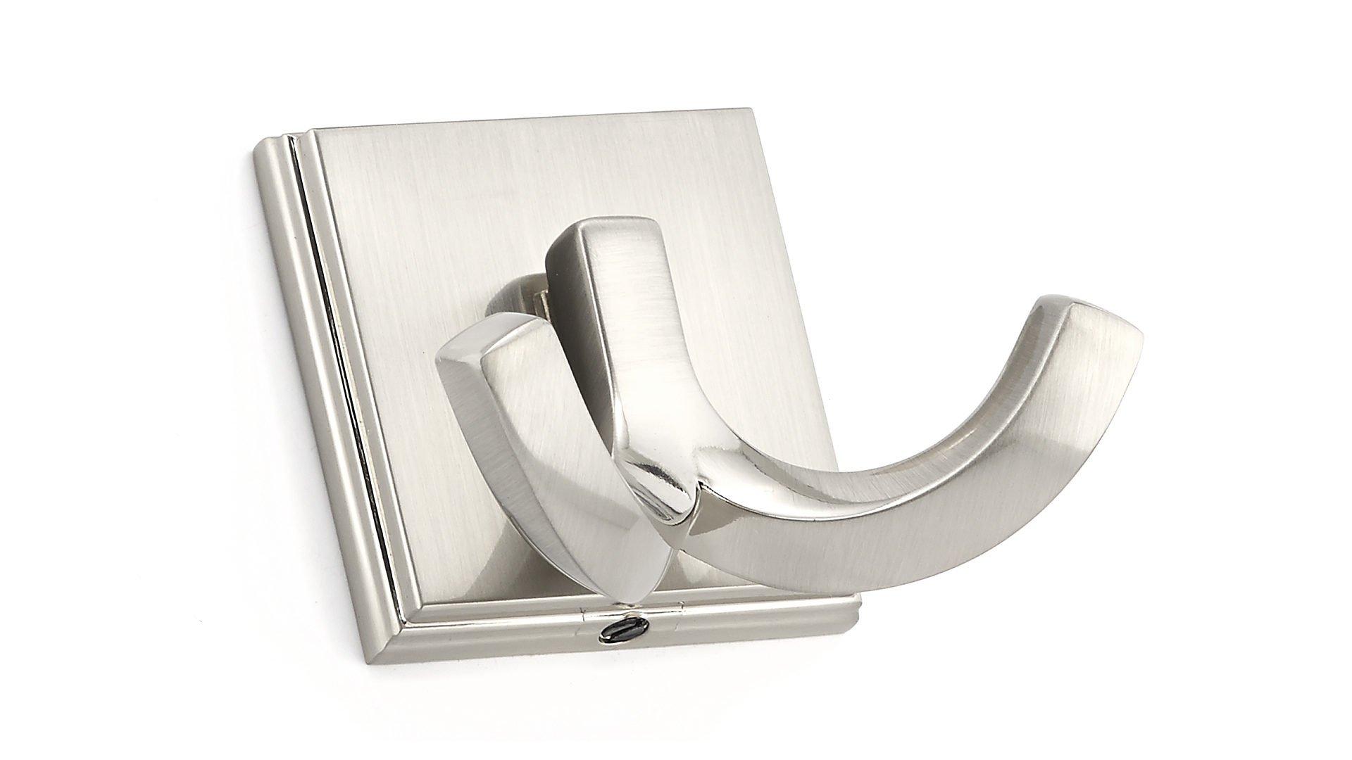 Richelieu Hardware BP7952195 Transitional Metal Hook, Brushed Nickel Finish