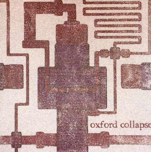 Oxford Collapse (Volcano Oxford)