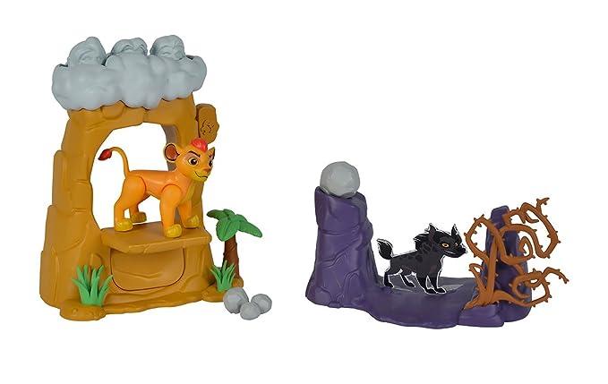 La Guardia del León - Playset Roca (Simba 9318762)