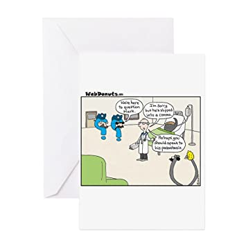 Amazon cafepress punct greeting card note card birthday cafepress punct greeting card note card birthday card blank inside matte m4hsunfo