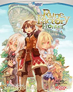 rune factory frontier the official strategy guide thomas wilde rh amazon com rune factory frontier official strategy guide pdf Rune Factory Frontier Gameplay