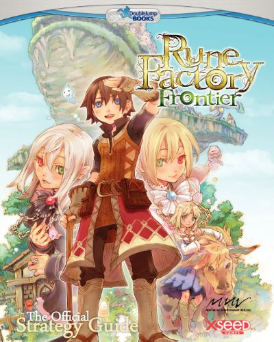 Rune Factory Frontier: The Official Strategy Guide