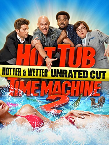 Hot Tub Time Machine 2 (Unrated) ()