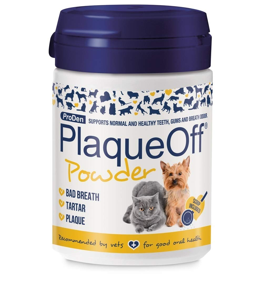 Proden PlaqueOff Dental Care for Dogs and Cats, 60gm by Proden