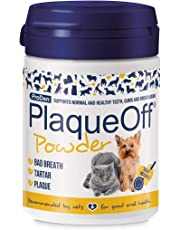 ProDen Plaque Off Dog and Cat Food Supplement, 60 g