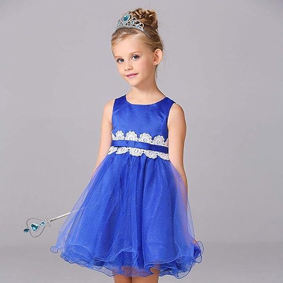 Vicloon Ice Princess Elsa Accessories Set - Tiara Crown and Magic Wand d87fdded56de