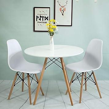 Juego de mesas genéricas para Oficina, café, reuniones, Mesa ...