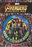 Marvel Avengers Infinity War: 1000 Sticker Book