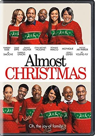 Almost Christmas Actor Omar.Amazon Com Almost Christmas Kimberly Elise Danny Glover