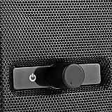 AmazonBasics A100 USB-Powered Computer Speakers - Black Bild 1