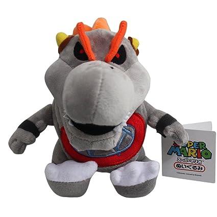 amazon com baby dry bowser bones koopa super mario bros plush toy