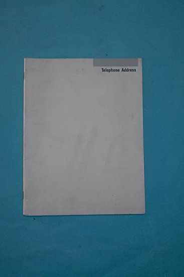 x 8 1//4 Office Depot Pajco Pocket Telephone//Address Book 5 1//4in N20108341