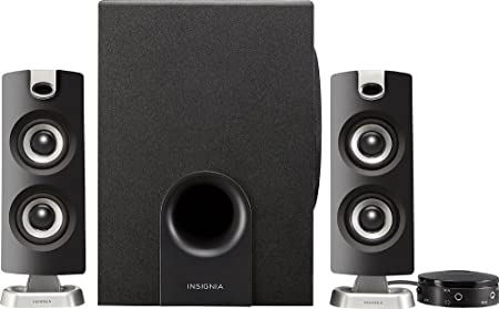 Review Insignia NS-PSB4721 - 2.1
