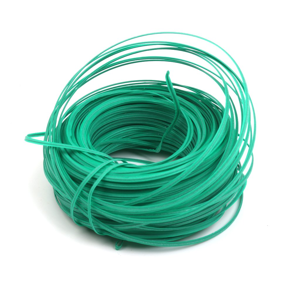 Generic Plastic Twist Tie Wire Spool With Cutter For Garden Yard ...